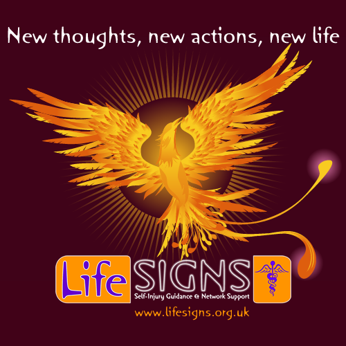LifeSIGNS Phoenix - New thoughts, new actions, new life